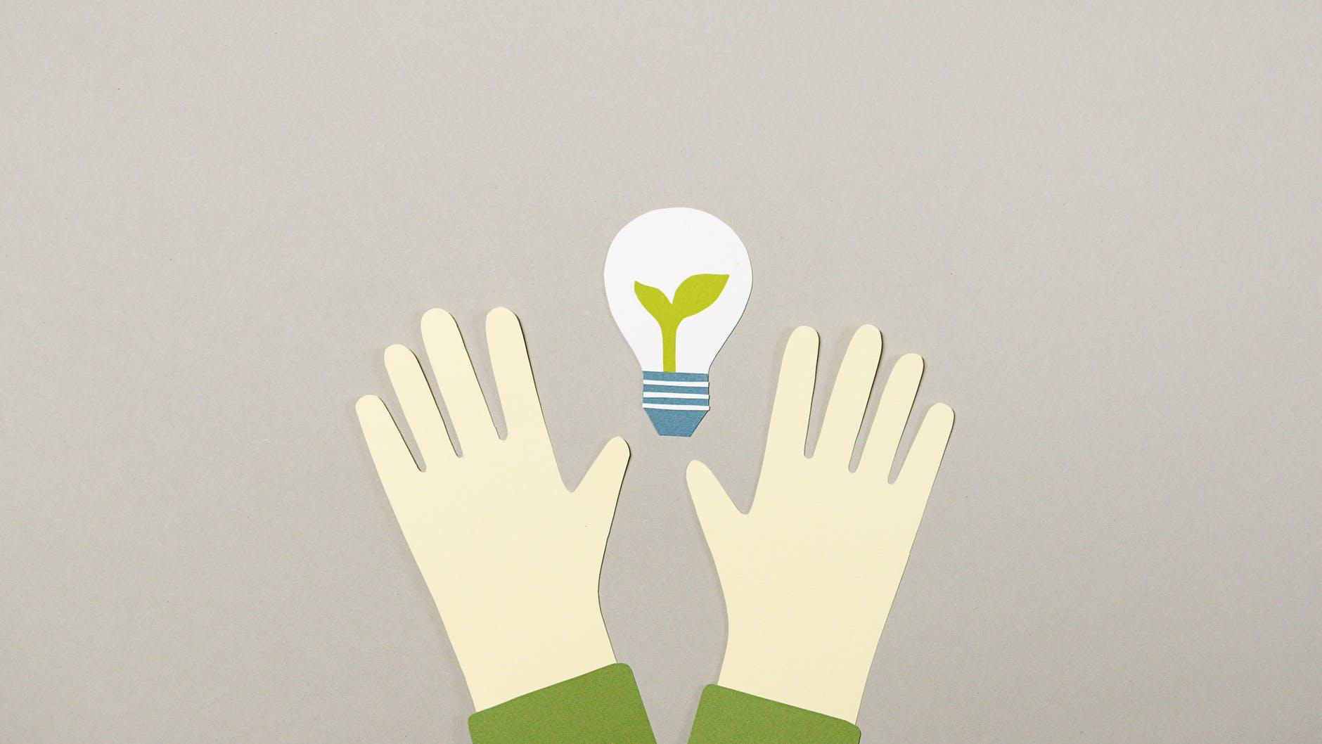 Grüner Strom durch die Photovoltaik